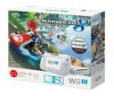 【中古】 WiiU マリオカート8 セット:シロ(WUPSW...
