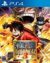 【中古】 ワンピース 海賊無双3 /PS4 【中古】afb