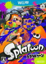 【中古】 Splatoon /WiiU 【中古】afb