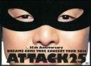 【中古】 25th Anniversary DREAMS COME TRUE CONCERT TOUR 2014 − ATTACK25 −(初回限定版) /DR 【中古】afb