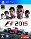 【中古】 F1 2015 /PS4 【中古】afb