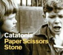 Fork, Country - 【中古】 【輸入盤】Paper Scissors Stone /カタトニア 【中古】afb