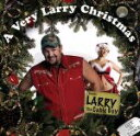 Other - 【中古】 【輸入盤】A Very Larry Christmas /LarrytheCableGuy 【中古】afb