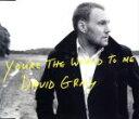 民俗, 鄉村 - 【中古】 【輸入盤】You're the World to Me /デヴィッド・グレイ 【中古】afb