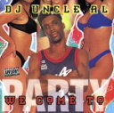 R & B, Disco Music - 【中古】 【輸入盤】We Come to Party /DJUncleAlDJアンクル・アル 【中古】afb