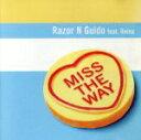 R & B, Disco Music - 【中古】 【輸入盤】Miss the Way /Razor&Guido 【中古】afb