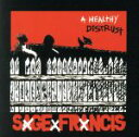 饶舌, 嘻哈 - 【中古】 【輸入盤】Healthy Distrust /SageFrancis 【中古】afb