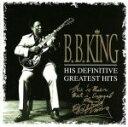 其它 - 【中古】 【輸入盤】His Definitive Greatest Hits /B.B.キング 【中古】afb