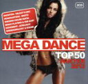 Other - 【中古】 【輸入盤】Mega Dance Top 50 Winter /VariousArtists(アーティスト) 【中古】afb