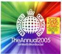 【中古】 【輸入盤】Ministry of Sound Presents: Annual 2005 /(オムニバス) 【中古】afb