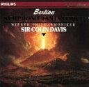 古典 - 【中古】 【輸入盤】Berlioz: Symphonie Fantastique /Berlioz(アーティスト),Davis(アーティスト),Vpo(アーティスト 【中古】afb