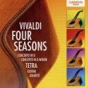 古典 - 【中古】 【輸入盤】Vivaldi;Four Seasons /TetraGuitarQuartet(アーティスト) 【中古】afb