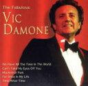 【中古】 【輸入盤】Fabulous Vic Damone /ビック ダモン 【中古】afb