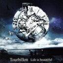 【中古】 Life is beautiful(HQCD) /Tourbillon(LUNA SEA) 【中古】afb