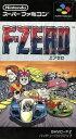 【中古】 SFC F−ZERO(エフゼロ) /スーパーファミコン 【中古】afb