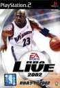 【中古】 NBA LIVE 2002 /PS2 【中古】afb