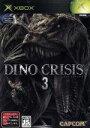 【中古】 ディノクライシス3(DINO CRISIS 3) /Xbox 【中古】afb
