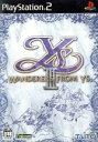 【中古】 イースIII ワンダラーズ フロム イース /PS2 【中古】afb