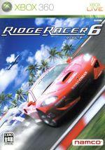 【中古】 リッジレーサー6 /Xbox360 【中古】afb