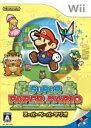 【中古】 スーパーペーパーマリオ /Wii 【中古】afb
