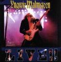 【中古】 Yngwie Malmsteen LIVE!(初回限定盤) /イングヴェイ・マルムスティーン 【中古】afb