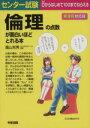 【中古】 センター試験 倫理の点数が面白いほどとれる本 /蔭山克秀(著者) 【中古】afb