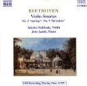 """管弦樂 - 【中古】 【輸入盤】BEETHOVEN:""""Spring"""" and """"Kreutzer"""" Sonatas /ベートーヴェン 【中古】afb"""