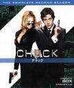 【中古】 CHUCK/チャック<セカンド・シーズン>コンプリート・ボックス(Blu?ray Disc
