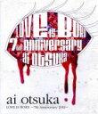 ショッピングアニバーサリー2010 【中古】 LOVE IS BORN 〜7th Anniversary 2010〜(Blu−ray Disc) /大塚愛 【中古】afb