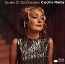 声乐 - 【中古】 【輸入盤】Queen Of Bad Excuses /セシリア・ノービー 【中古】afb