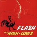 【中古】 FLASH(フラッシュ-ベスト-) /↑THE HIGH-LOWS↓ 【中古】afb