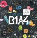 【中古】 【輸入盤】4TH MINI ALBUM WHAT'S THE PROBLEMM /B1A4 【中古】afb