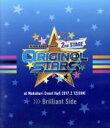 【中古】 THE IDOLM@STER SideM 2nd STAGE〜ORIGIN@L STARS〜Live Blu−ray[Brilliant Side]( 【中古】afb