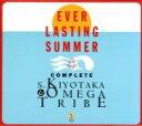 【中古】 EVER LASTING SUMMER S.KIYOTAKA&OMEGA TRIBE COMPLETE BOX /杉山清貴&オメガトライブ 【中古】afb