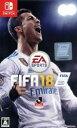 【中古】 FIFA 18 /NintendoSwitch 【中古】afb