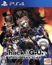 【中古】 .hack//G.U. Last Recode /PS4 【中古】afb