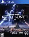 【中古】 Star Wars バトルフロント II /PS4 【中古】afb