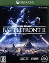【中古】 Star Wars バトルフロント II /XboxOne 【中古】afb