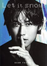 【中古】 Let it snow!(初回限定盤B) /DEAN FUJIOKA 【中古】afb