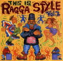 【中古】 This is Raggae Styel Vol.1 /(オムニバス) 【中古】afb