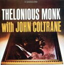 其它 - 【中古】 セロニアス・モンク・ウィズ・ジョン・コルトレーン /セロニアス・モンク with ジョン・コルトレーン(p/ts) 【中古】afb