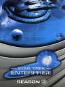 【中古】 スター トレック エンタープライズ DVDコンプリート シーズン3 <コレクターズ ボックス> /スコット バクラ,ジョリーン ブレイロック,コナー トリ 【中古】afb