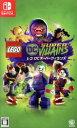 【中古】 LEGO DC スーパーヴィランズ /NintendoSwitch 【中古】afb