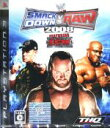 【中古】 WWE2008 SmackDown vs Raw /PS3 【中古】afb
