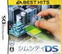 【中古】 シムシティDS<EA BEST HITS> /ニンテンドーDS 【中古】afb