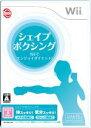 【中古】 シェイプボクシング Wiiでエンジョイダイエット! /Wii 【中古】afb
