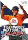 【中古】 タイガー・ウッズ PGA TOUR 09 ALL−PLAY /Wii 【中古】afb