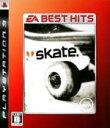 【中古】 スケート EA BEST HITS /PS3 【中古】afb