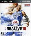 【中古】 NBA LIVE 10 /PS3 【中古】afb