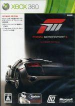 【中古】 Forza Motorsport 3 アルティメットエディション /Xbox360 【中古】afb
